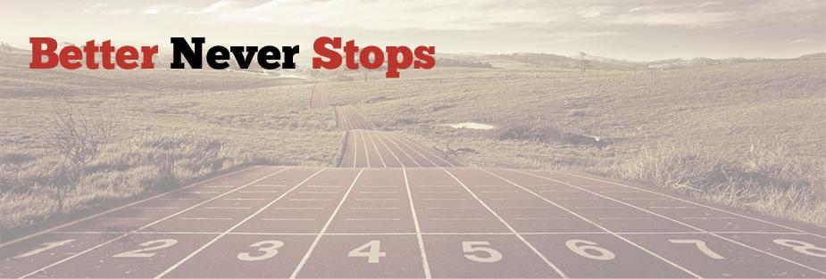 Runners Massage Exeter - Better Never Stops