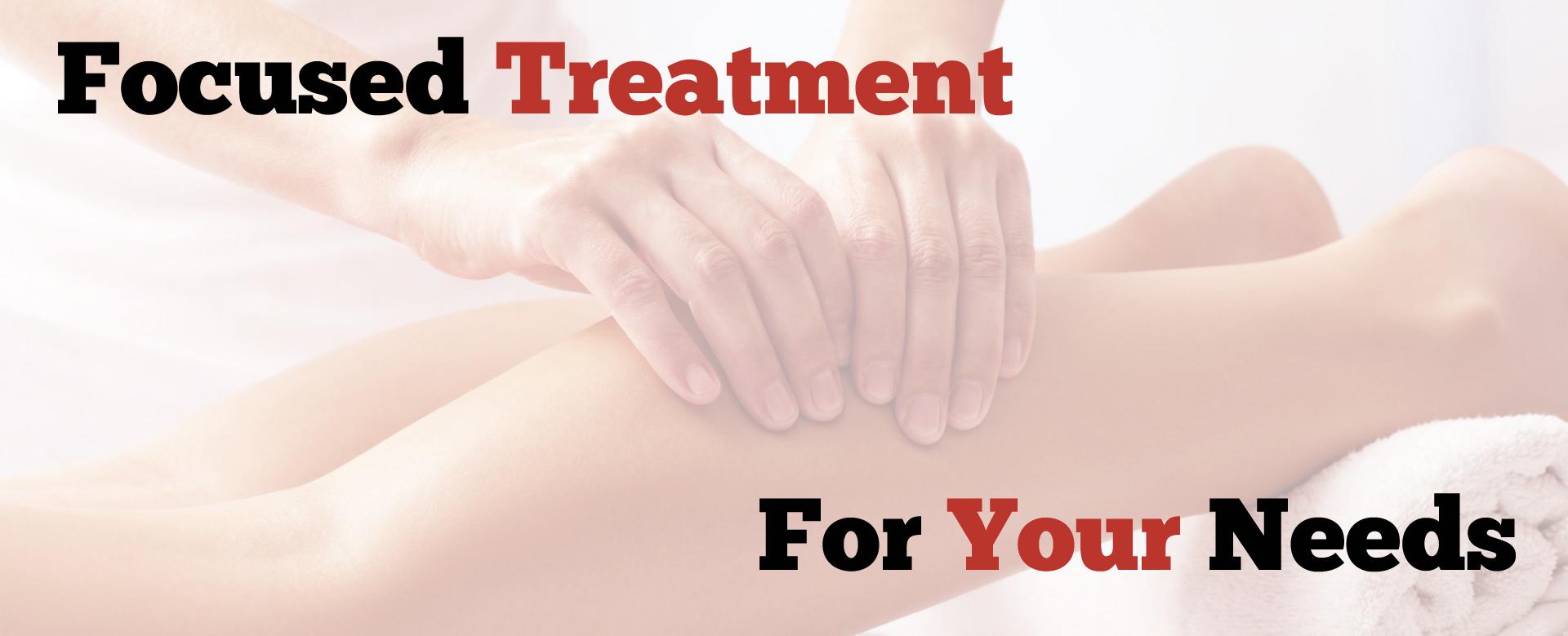 Exeter Massage - Focused Treatment